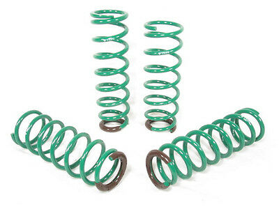 TEIN S.Tech Lowering Springs Kit 96-00 Honda Civic EK ALL SKA24-AUB00 NEW