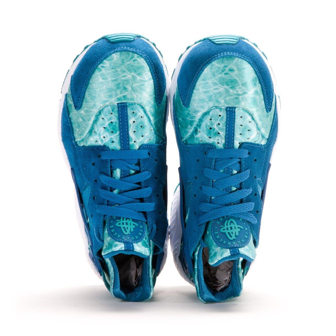 Nike air huarache lauf pa pa pa grne abgrund turbo grne obersten 8 318429-331 begrenzt 57d551