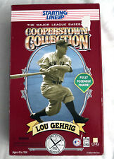 Lou Gehrig Cooperstown Collection Doll