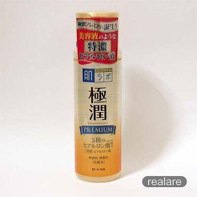 Hada Labo Gokujyun Premium Hyaluronic Acid Moisturizing Skin Lotion 170ml ROHTO