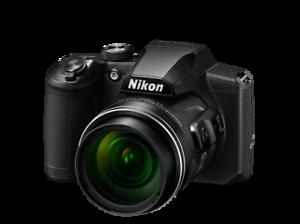 NIKON Coolpix B600 Bridgekamera Schwarz, 16 Megapixel, 60x opt. Zoom