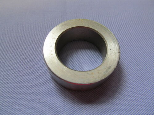 06-0334S NORTON COMMANDO L//H LEFT HAND SIDE REAR WHEEL SPACER STAINLESS STEEL