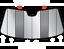 Intro-Tech Premium Folding Car Sunshade For Chevrolet 2010-2015 Camaro