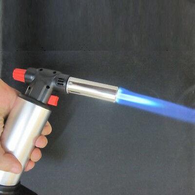 1PC Jet Flame Iron Welding Gift Hot Butane Gas Lighter 1300℃ Gas Torch