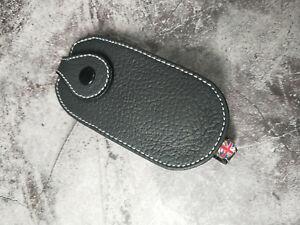 ALFA-ROMEO-Genuine-Leather-Key-Case-for-159-BRERA-GT-946-Spider-Black-color
