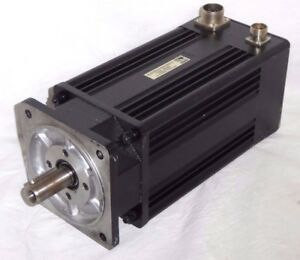 3BRS90-L6-3000-Servo-Motor-16Nm-3000rpm-with-resolver-hardly-used-without-brake
