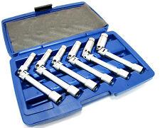 "Extra Long Diesel Glow Plug Socket Set 3/8"" Drive Universal Joint  Bergen 5511"