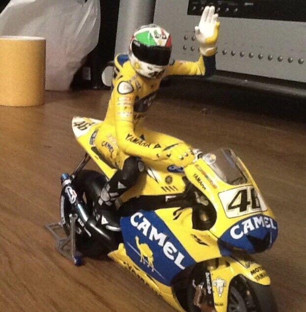 Valentino Rossi Minichamps 1 12 Mugello Bike And rider code 3
