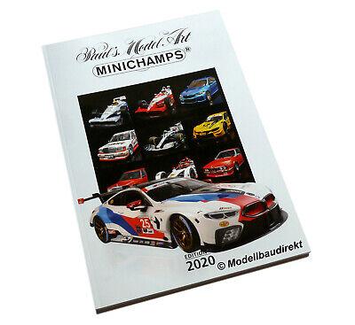 Minichamps Edition 2 Katalog 2018 mit Neuen Modellen in 1:43 1:18 /& 1:12 NEU