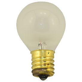 REPLACEMENT BULB FOR AMERICAN OPTICAL LENSOMETER 12603 15W 120V