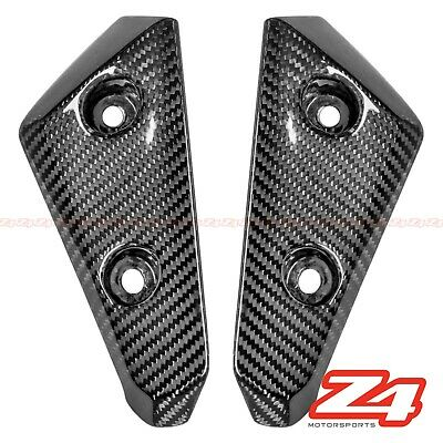 2016-2018 Speed Triple R S Front Fender Side Cover Fairing Cowling Carbon Fiber