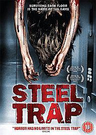 1 of 1 - Steel Trap DVD (2009) Georgia Mackenzie