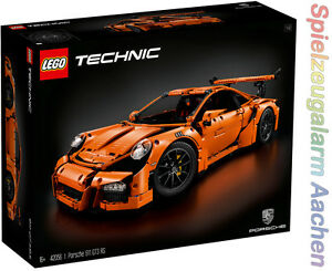 Boxeur Lego 42056 Exclusive Technic Porsche 911 Gt3 Rs 6 cylindres N16 / 8