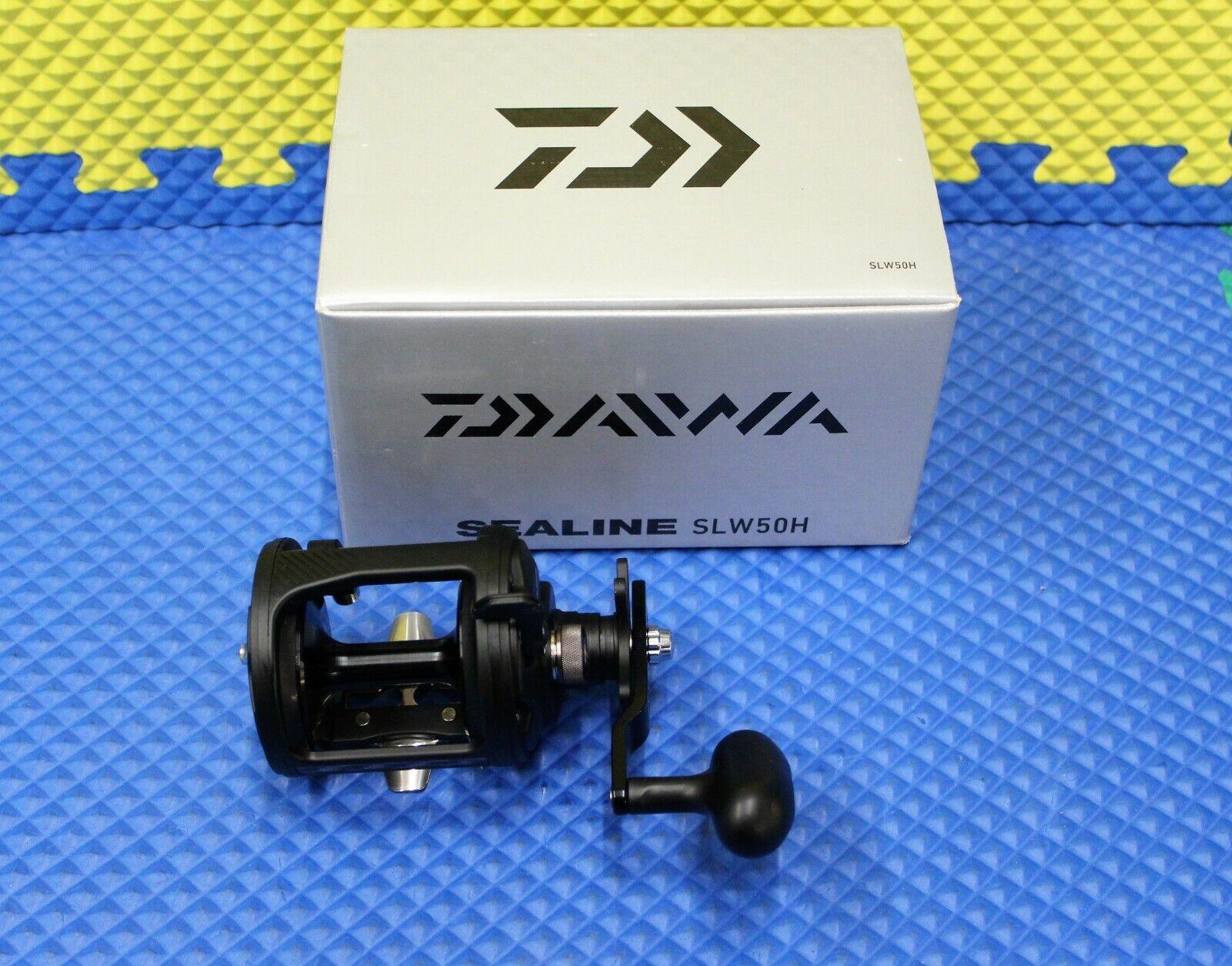Daiwa Sealine SLW Levelwind Reel SLW50H
