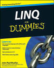 LINQ For Dummies by John Paul Mueller (Paperback, 2008)