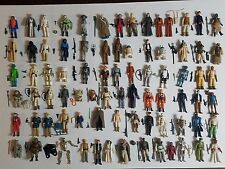Star Wars lot 80 vintage Action Figures weapons Guns 1977- 1984 ALL ORIGINAL