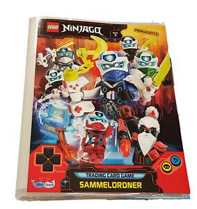 Lego-Ninjago-Serie-5-Trading-Card-Game-leere-Sammelmappe