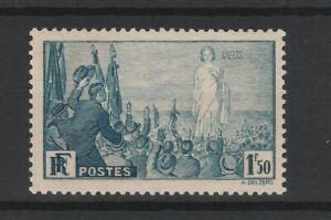 FRANCOBOLLI-1936-FRANCIA-FR-1-50-PACE-MNH-E-1600