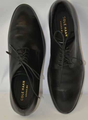 M Casu pelle Os Soft Scarpe in Sz Cole Business Grand stringate Derbys 11 Haan nera vvCp6H