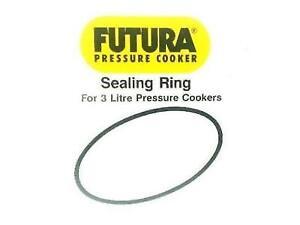 2-Hawkins-Futura-F40-16-Gasket-Sealing-Ring-For-3-Liter-Pressure-Cooker-FS