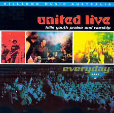 Everyday by Hillsong United (CD, Hillsong Music)