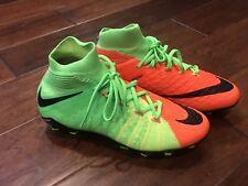 523107dd5 item 3 Nike 882087-308 Jr Hypervenom Phantom III DF FG Soccer Cleats Youth  Kids Sz 4.5Y -Nike 882087-308 Jr Hypervenom Phantom III DF FG Soccer Cleats  Youth ...