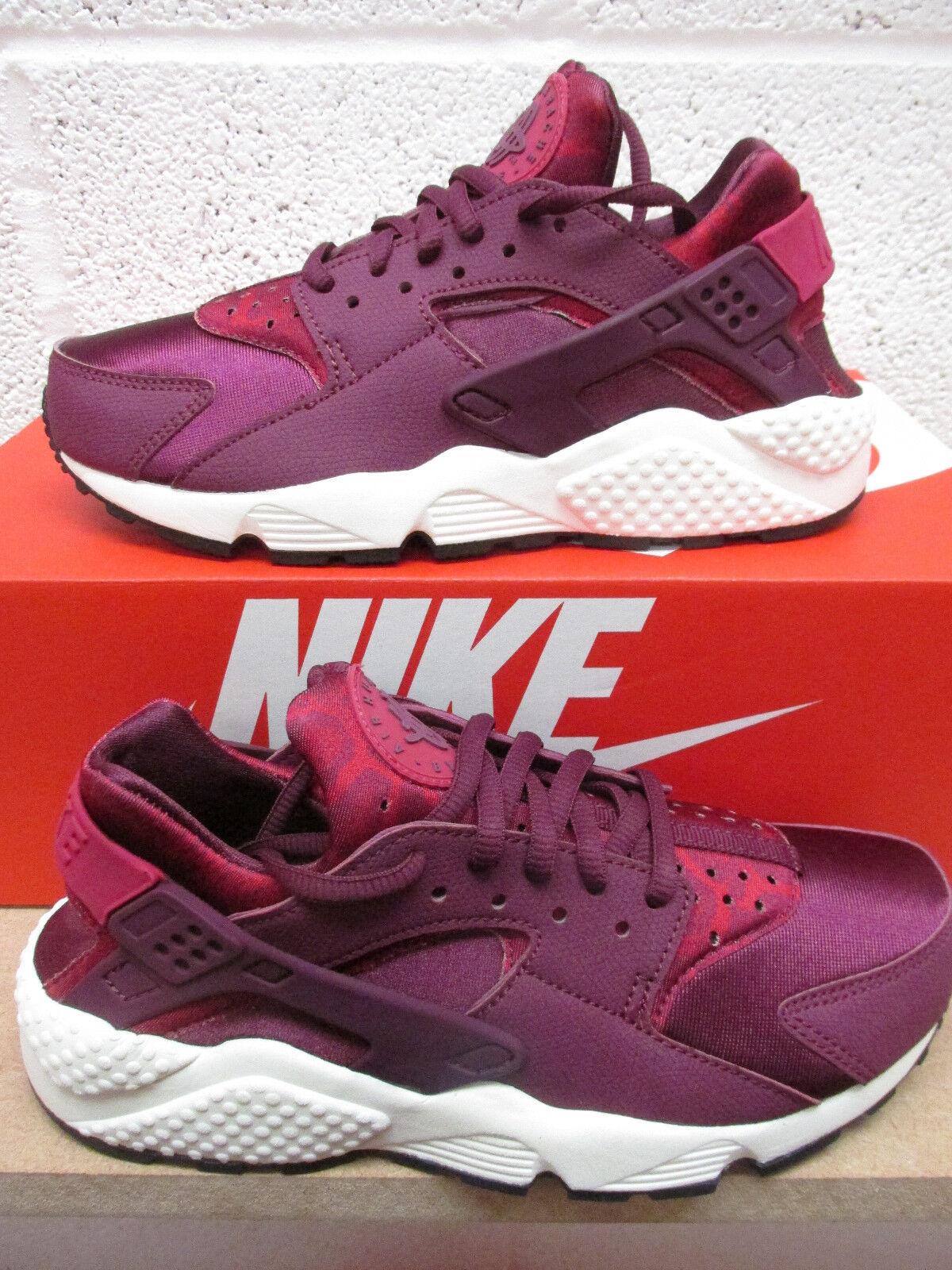 nike womens air huarache run print running trainers 725076 500 sneakers shoes