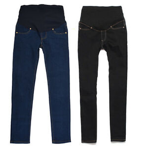 Maternity-Jeans-Maternity-Trousers-Pregnancy-Pants-For-Pregnant-Women-Capris-HQ