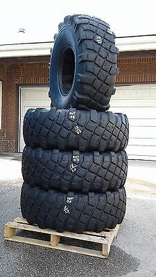 Michelin Off Road Tires >> Michelin Xml 325 85r16 Off Road Military Tire 60 To 70 Treads Ebay