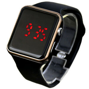 Universal-Mujer-Hombre-Digital-LED-Reloj-Electronico-Plastico-Moda-de-Deporte