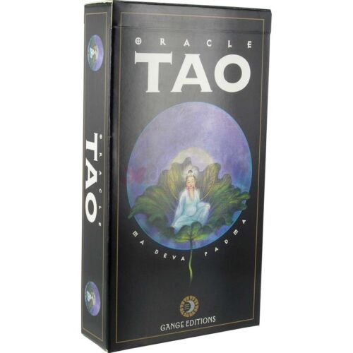Jeu divinatoire 64 Cartes Yi King Oracle TAO