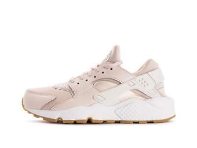Nike Women's Air Huarache Run NEW AUTHENTIC Desert SandGuava Ice 634835 034   eBay