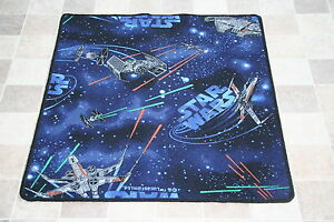 star wars rug* 5 sizes battle space ships kids bedroom rug great