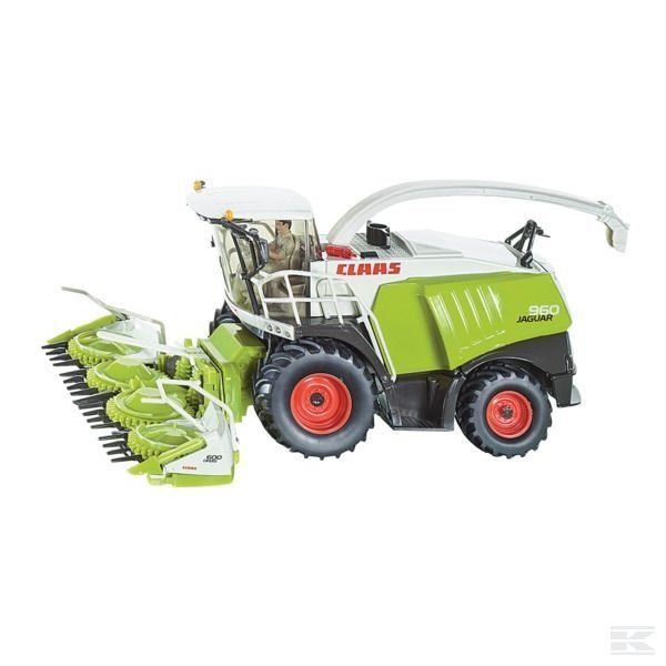 Siku Claas Jaguar 960 Forage Harvester 1 50 Scale Model Toy Present Gift