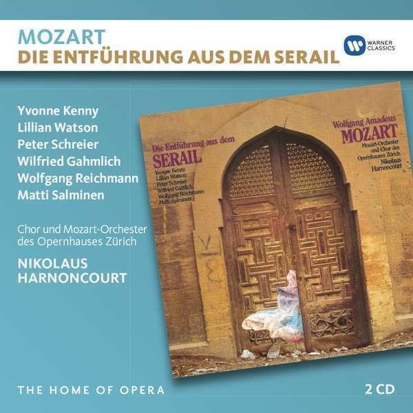 Nikolaus Harnoncourt - Mozart: Die Entführung Aus Dem Nuevo CD