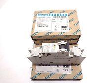 Siemens 5SJ4 103-7HG41 Circuit Breakers 3A 1P 240V. Lot of 4