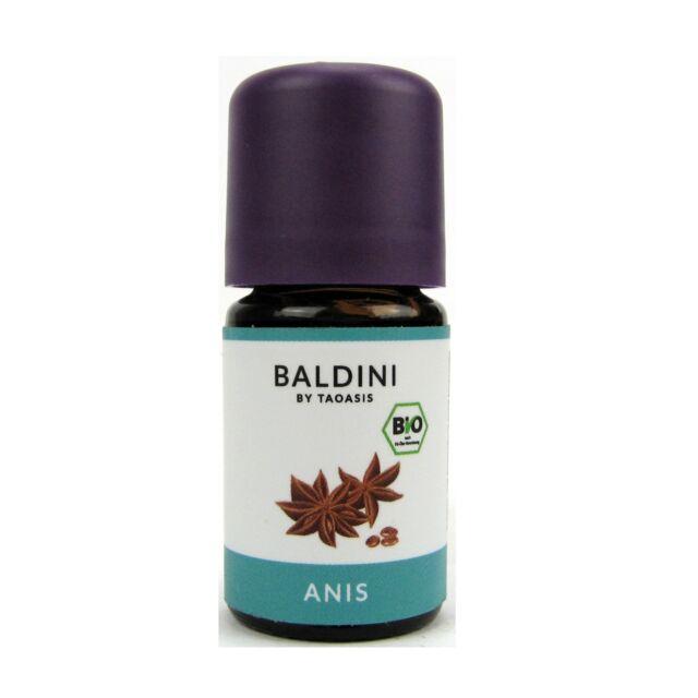 Baldini Anis ätherisches Öl Anisöl bio 5 ml