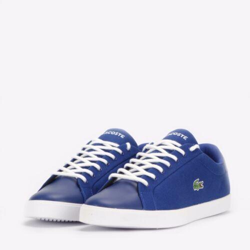 Lacoste Graduate Pique Mens Shoes in Blue//White