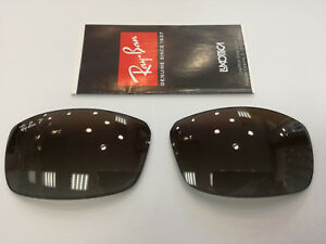 341a48c54e7 Image is loading LENSES-RAYBAN-RB3498-029-T5-64-POLARIZED-REPLACEMENT-