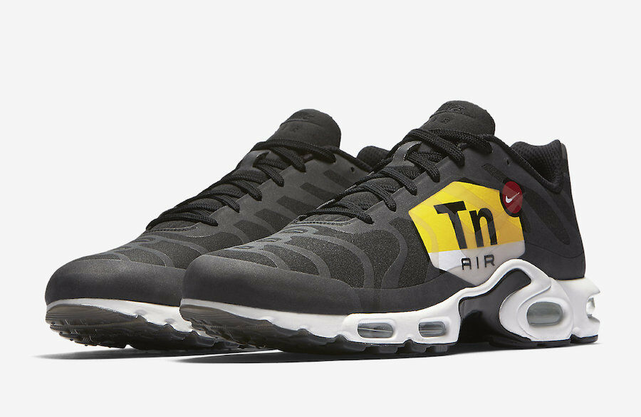Nike Air Max Plus NS GPX Big Logo TN Air Black/White AJ0877-001 Mens sizes