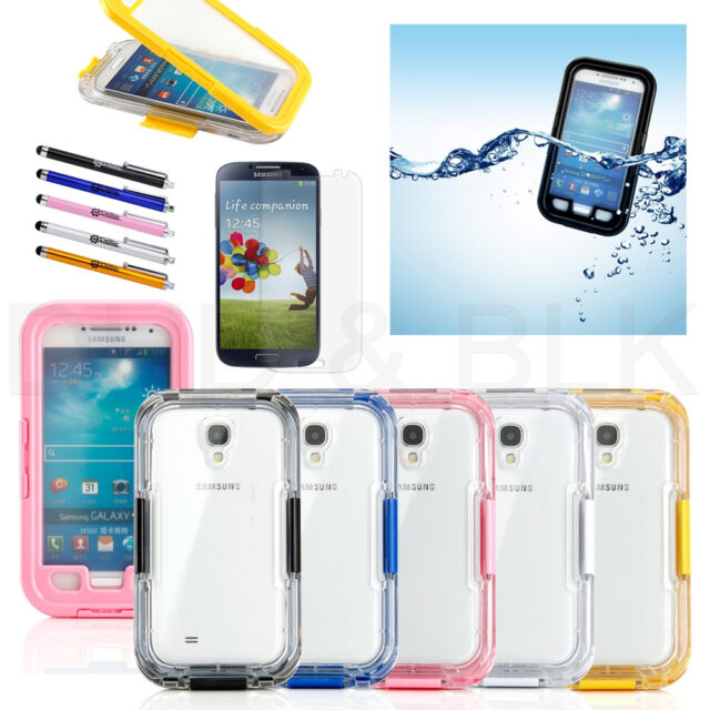 Waterproof Shockproof Dust Sand Proof Cover Case For Samsung Galaxy S6 S5 S4