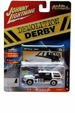 ng59 Johnny lightning street freaks demolition derby 1997 chevy tahoe