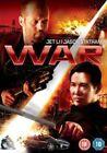 War 5060052412607 With Jet Li DVD Region 2