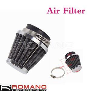 48mm-Inlet-Fabric-Motorcycle-Engine-Air-Filter-Motor-Power-ATV-For-Honda-Harley