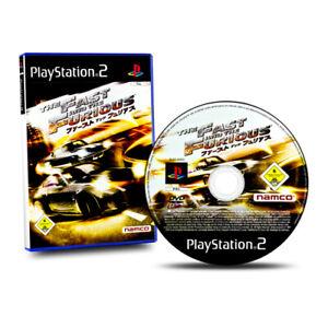 PS2-Jeu-The-Fast-et-The-Furious-Tokio-Drift-Emballage-D-039-Origine-sans-Manuel-Aa