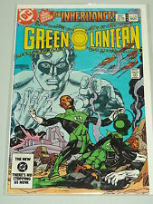 GREEN LANTERN #170 DC COMICS NOVEMBER 1983