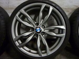 ALUFELGEN-ORIGINAL-BMW-M-DOPPELSPEICHE-434-M434-F10-F11-245-35-R20-amp-275-30-R20