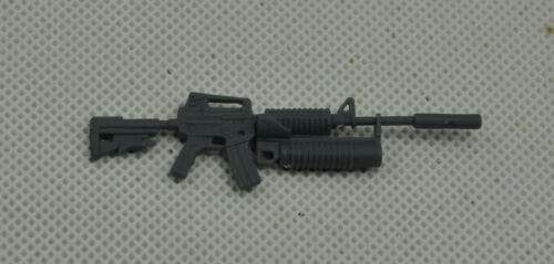 SLAUGHTER Rifle M6 may assemble accessories #10-2 Gi Joe 2006 Convention SGT