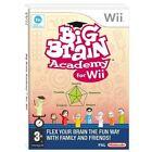 Big Brain Academy Nintendo Wii