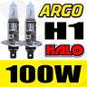 BMW R 1150 GS ABS H1 halógena CLARO 100w Bombillas Luz De Cruce 12v FARO